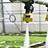 Irrigation valves for farming technology