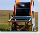 Pvc piping for farming technology