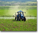 Sprays for farming technology