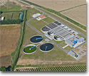 Desalination and water purifying plants. Agricultural technology