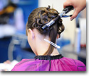 Hair and beauty salons