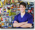 Marketing of industrial supplies