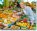 Fruit and vegetable marketing