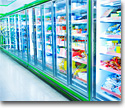 Industrial cold and freezer sales