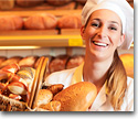Bread vendors