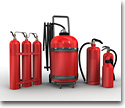 Fire extinguisher sales