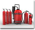 Fire extinguisher sales
