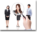 Services related to Human Resources. Staffing agencies