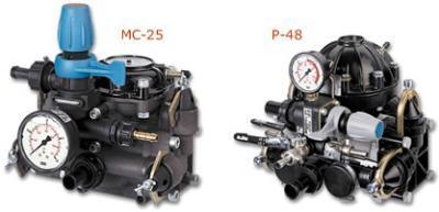 COMET spraying pumps
