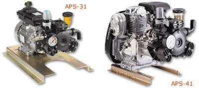 Motor pump units