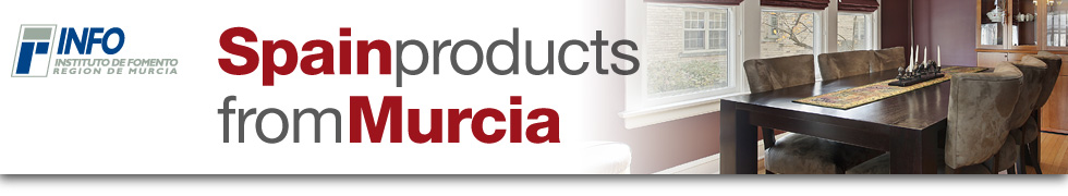 Spain products from Murcia