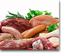 Fresh and frozen meat and meat offal