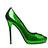 Leather footwear (ladies)