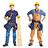 Work clothes (uniforms, overalls, etc.)