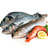 Fresh and frozen fish sales
